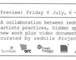 Artcast Artmontly advert July-Aug 07 pg 43