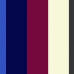 colour palette purple